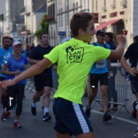 courir pour CANCEN - 10km de Tours