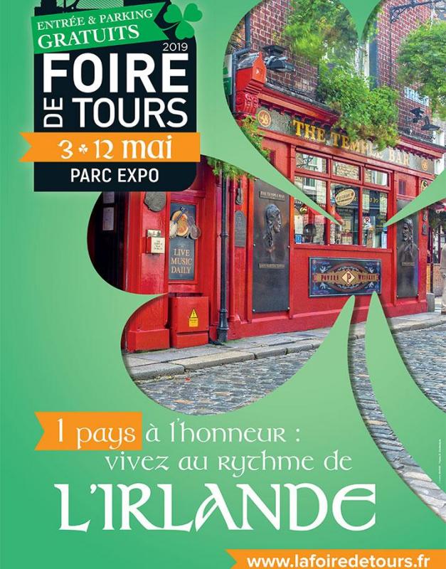 Foire de Tours 2019