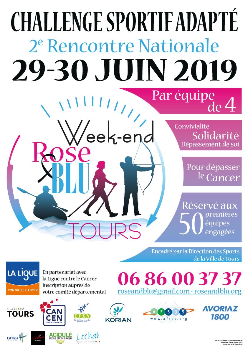 Week-end Rose & Blue 2019